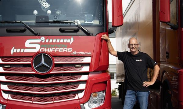 Fahrer Sondertransporte Spedition-Schiffers Mönchengladbach