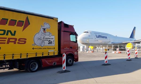 Sondertransporte Spedition-Schiffers Mönchengladbach