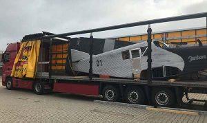 Sondertransporte Spedition-Schiffers Logistikunternehmen aus Mönchengladbach