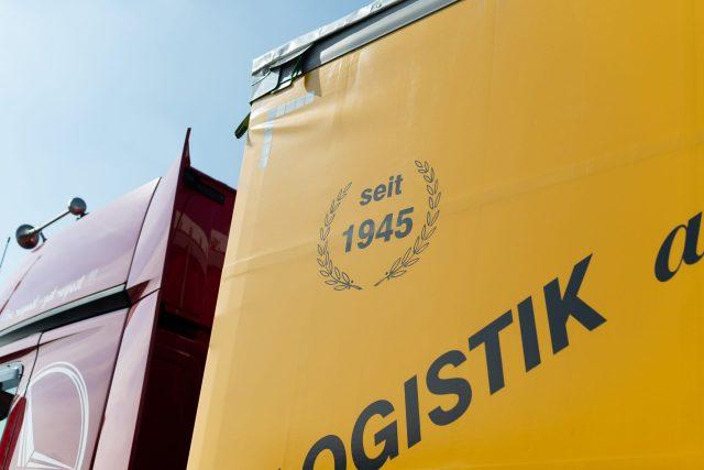 Seit 1945 - Logistik aus Tradition